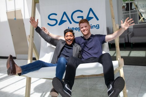 Saga Spirit of Discovery VIP Trade Event 2-4 July 2019
