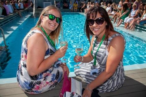Saga Spirit of Discovery VIP Trade Event 2-4 July 2019 - Kimberley, Wood, Samantha Smith, Ocean World Travel
