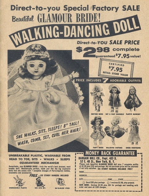 Walking Dancing Doll