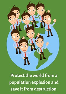 world population day posters 2019