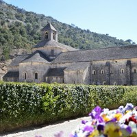 Travel: France - Gordes, Abbaye de Senanque