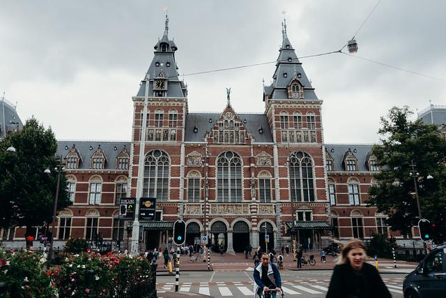 【阿姆斯特丹】Day13。荷蘭最大博物館『阿姆斯特丹國家博物館』 @ 結婚。幸福 :: 痞客邦