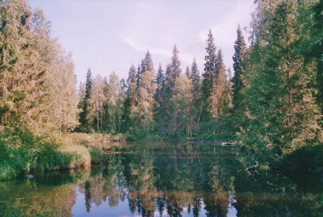 Karhukumpu, Lappland