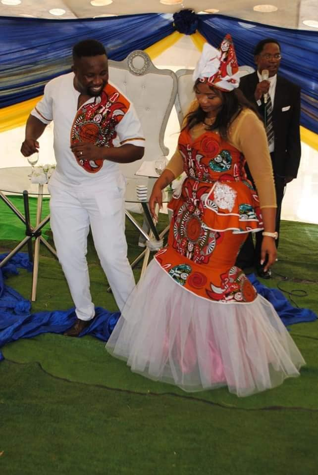 Xitsonga Traditional Attire