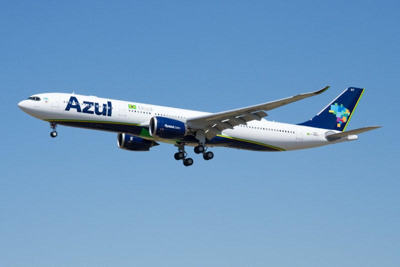 """F-WWKR / PR-ANY """"Azul Sem Fim"""" - Airbus A330-941 - Azul Linhas Aéreas Brasileiras - msn 1895"""