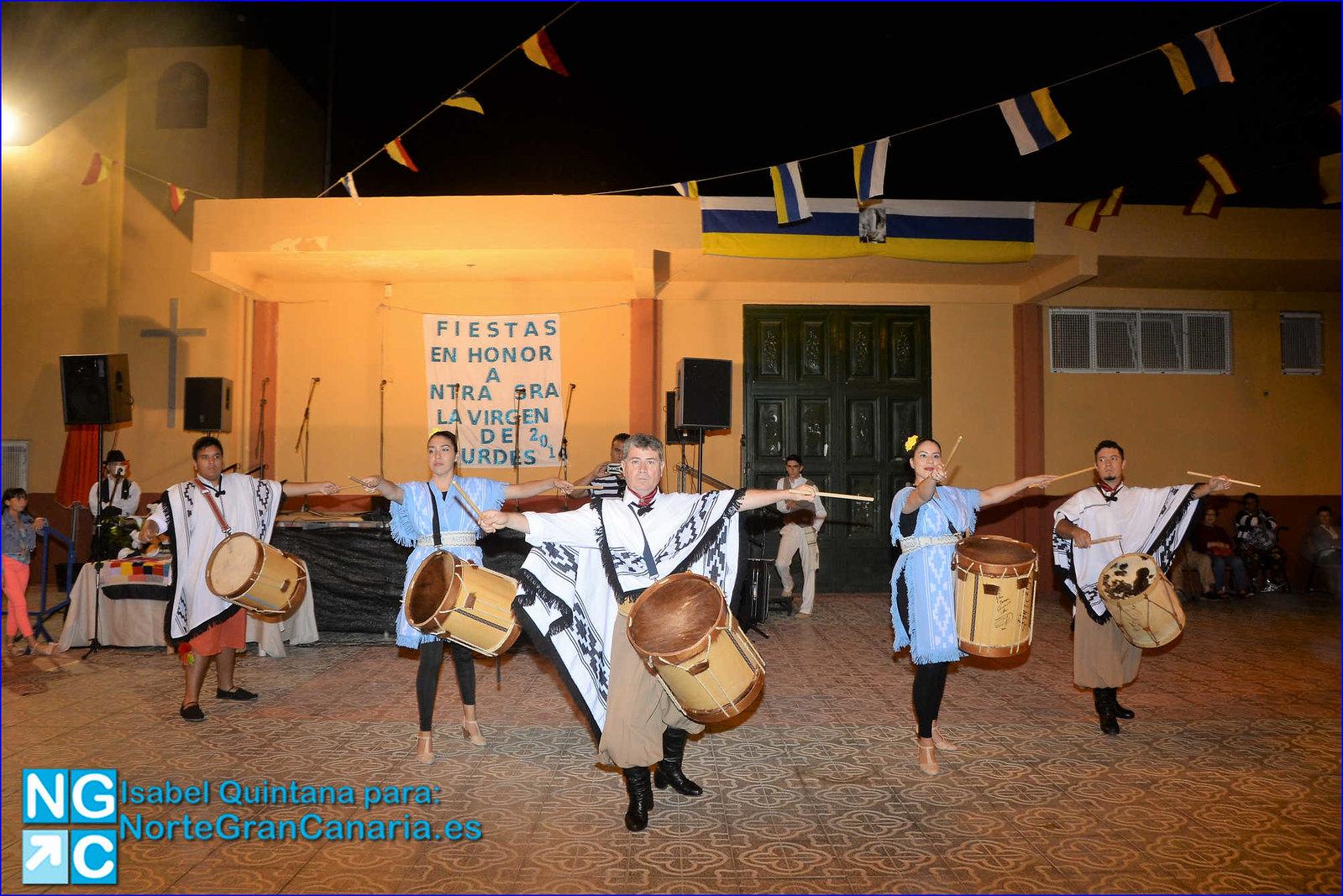 Festival Intercultural en el Goro (Telde) por Isabel Quintana