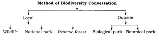 RBSE Class 8 Science Notes Chapter 5 Biodiversity