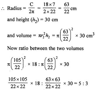 ML Aggarwal Class 8 Solutions for ICSE Maths Model Question Paper 6 7