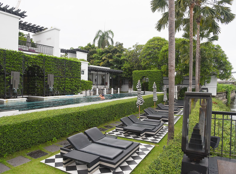 the siam - swimming pool