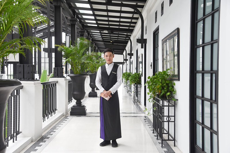 personal butler at the siam