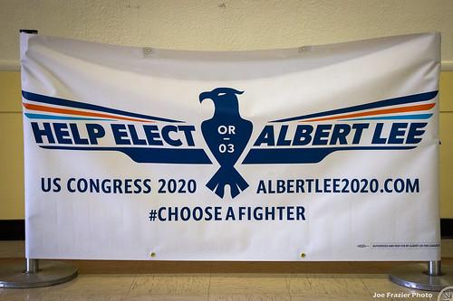 Albert Lee 2020 Campaign Kickoff