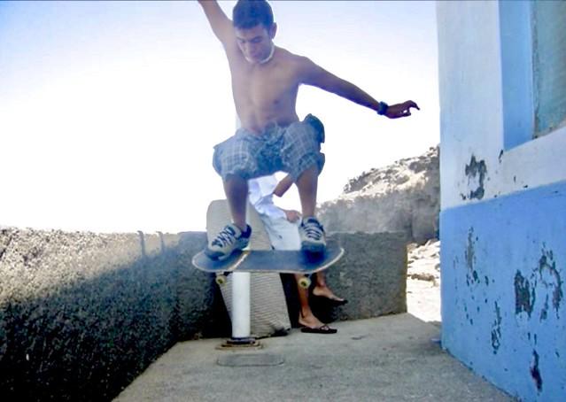 La nueva pista de skate de El Agujero llevará el nombre de Rayco Reyes Cazorla