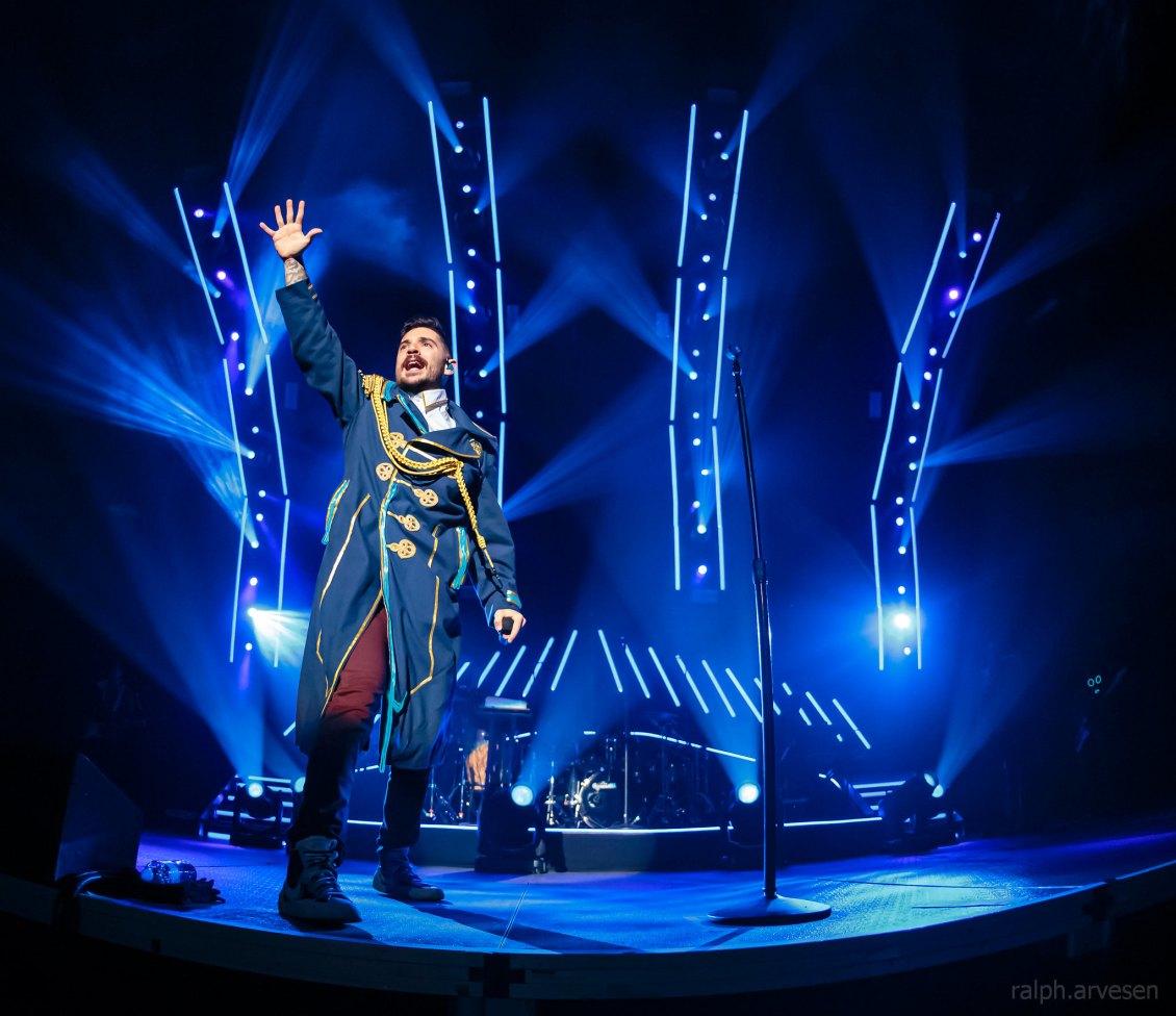 Jon Bellion performing in Cedar Park, Texas (2019-06-30)