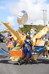 Christ Church Secondary Float