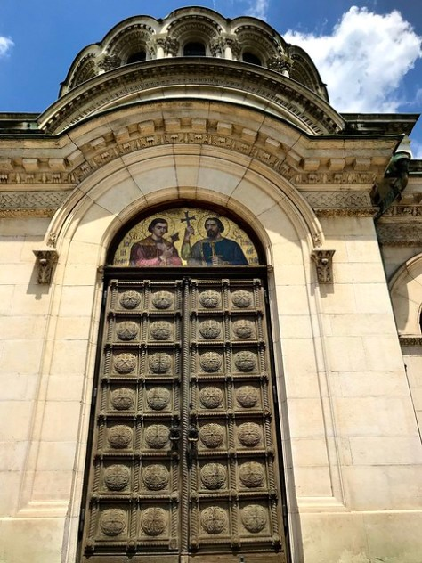 Sofia Cathedral Saint Aleksandar Nevski