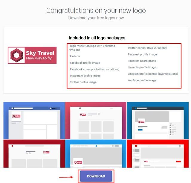 thiết kế logo chuyên nghiệp cho người mới