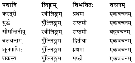 NCERT Solutions for Class 8 Sanskrit Chapter 15 प्रहेलिकाः 5