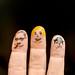 Finger emoji