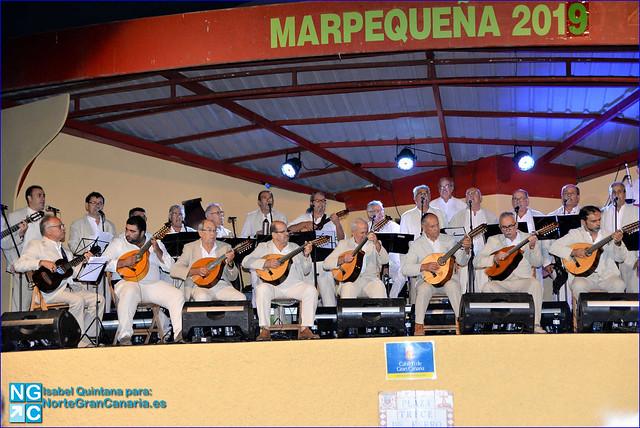 Actuación de Faycanes en Marpequeña (Telde) por Isabel Quintana