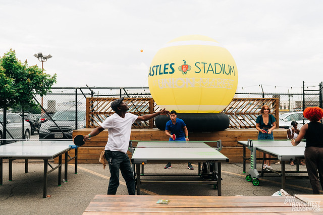 Kastles Stadium at Union Market