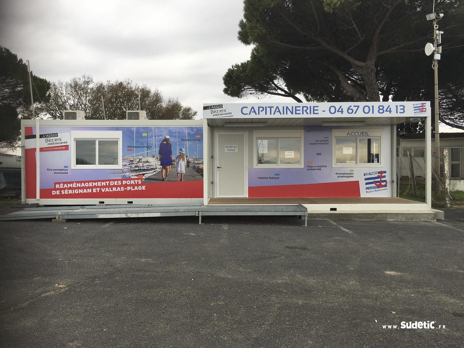 Sudetic Agglo Beziers Mediterranee port Serignan-4