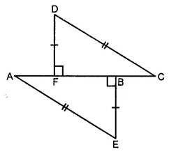 ML Aggarwal Class 7 Solutions for ICSE Maths Chapter 12 Congruence of Triangles Check Your Progress Q5