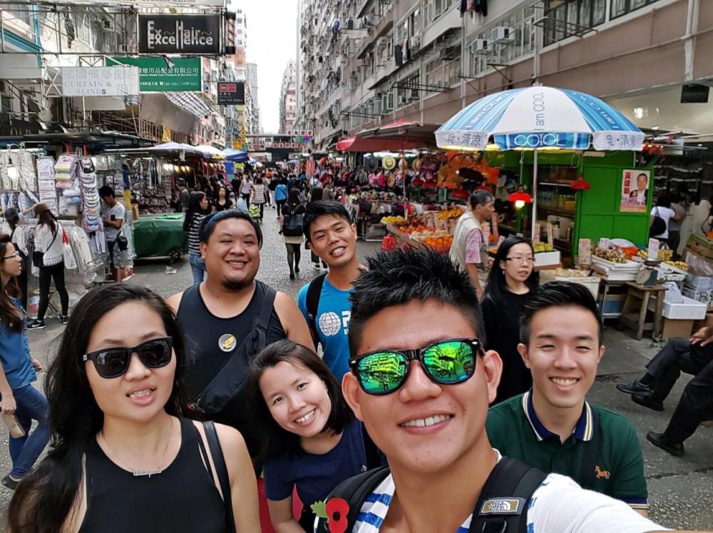 7 Nov 2015: Fa Yuen Street | Mong Kok, Hong Kong