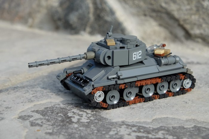 T-34-85 // Soviet Armour // WWII