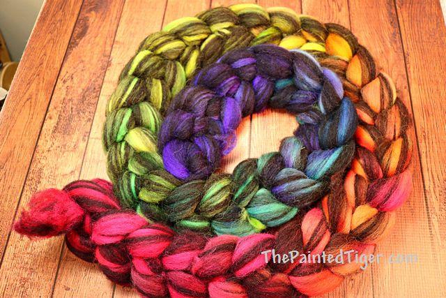 Tropical Rainbow Jacob Humbug 8