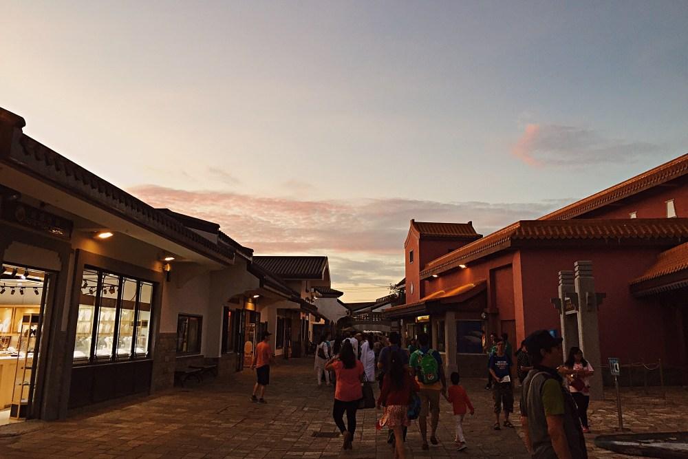 8 Nov 2015: Ngong Ping 360 Village   Lantau Island, Hong Kong