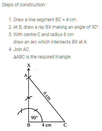 ML Aggarwal Class 7 Solutions for ICSE Maths Chapter 13 Practical Geometry Ex 13 Q14