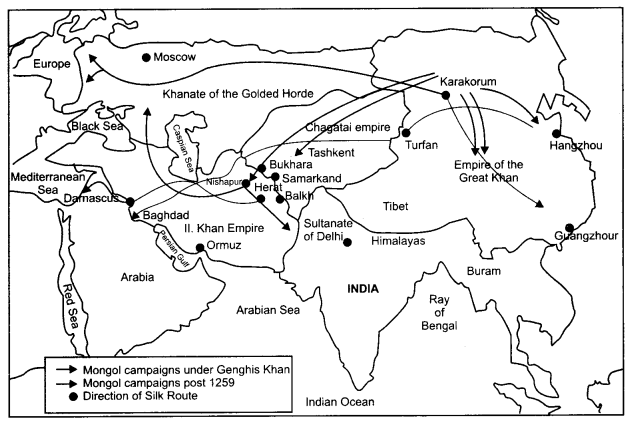 NCERT Solutions for Class 11 History Chapter 5 Nomadic Empires 2
