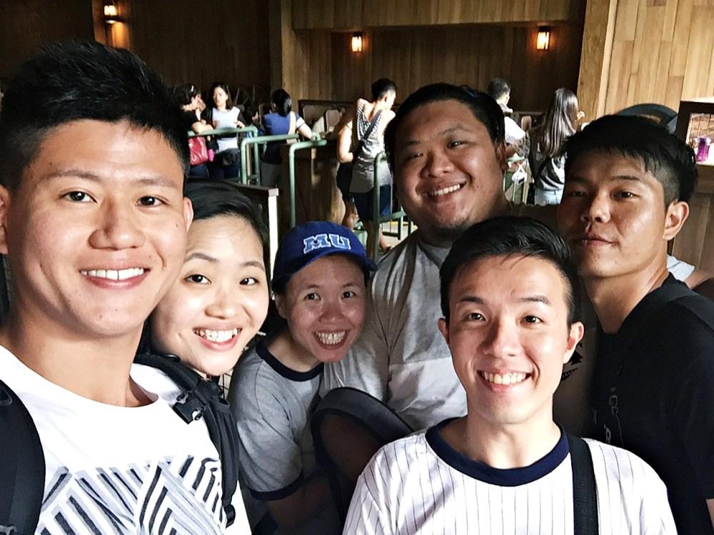 9 November 2015: Grizzly Gulch @ Hong Kong Disneyland | Lantau Island, Hong Kong