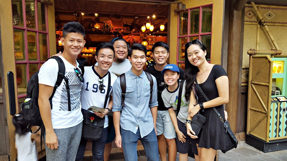 9 November 2015: Adventureland @ Hong Kong Disneyland | Lantau Island, Hong Kong