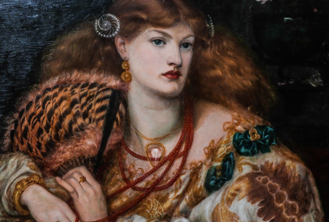 Monna Vanna, Dante Gabriel Rossetti