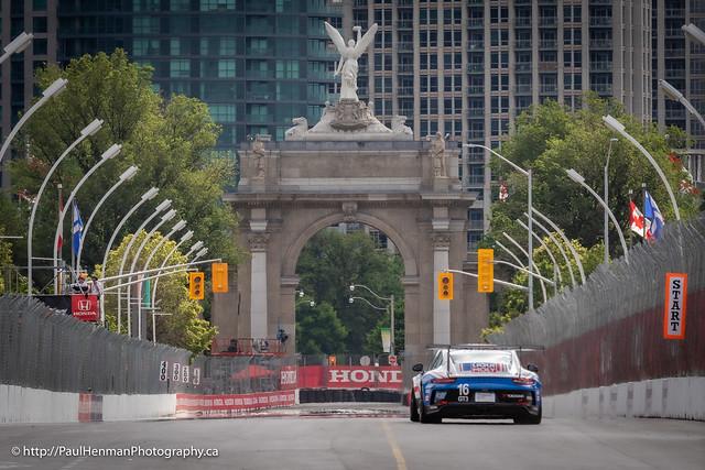 Racing Toward The Princes' Gates
