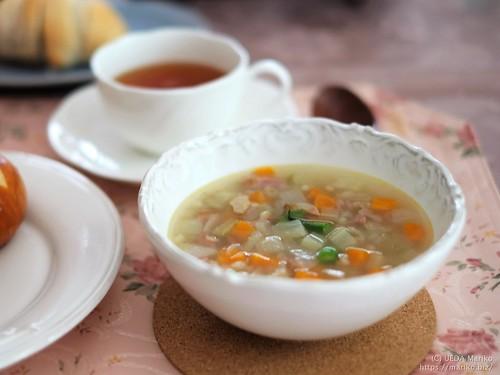 ソバの実のスープ 20190720-DSCT9667 (3)