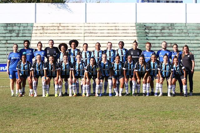 Grêmio 0x0 América-MG (Brasileiro Feminino A2)