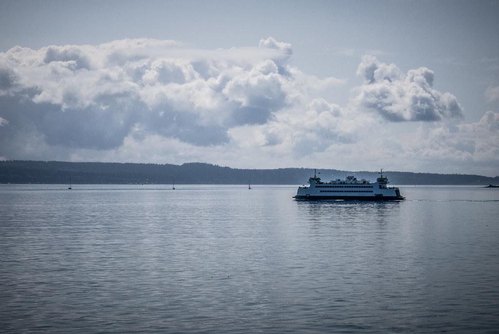 Port Townshend Ferry