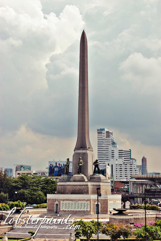 Victory Monument   Bangkok, Thailand
