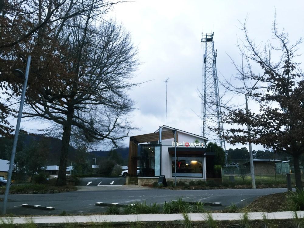 26 June 2016: Tower Motel | Marysville, Victoria
