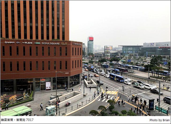 韓國首爾馬努酒店 Manu Hotel。首爾車站住宿推薦距離車站 10分鐘,門口連接 7017 高架步道 @ 布萊恩:觀景窗看 ...
