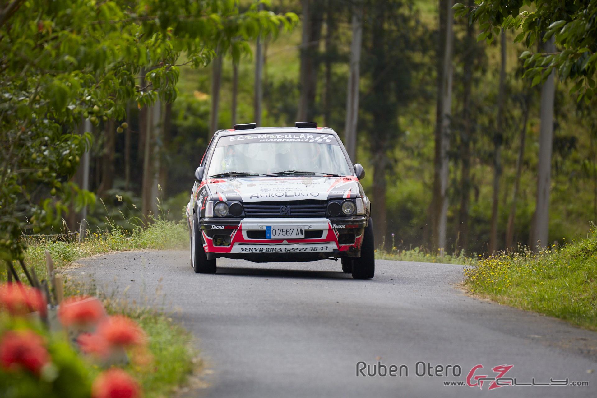 Rally de Ferrol 2019 - Ruben Otero