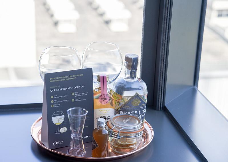 DIY cocktail kit oakwood premier oue