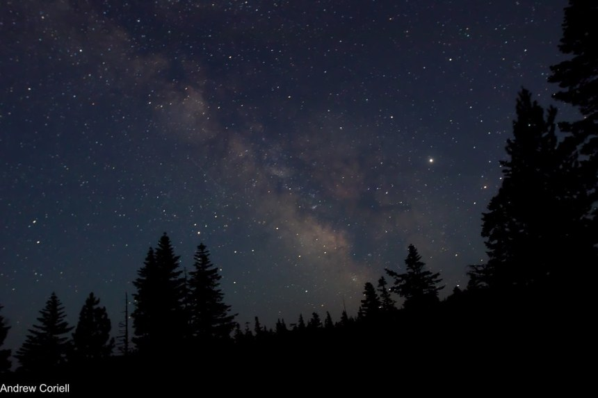 201907_Mt. Hood National Forest_View of the Milky Way by Andy Correil.