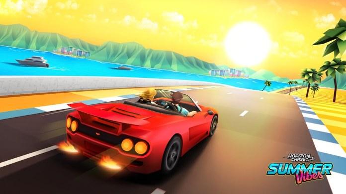 Horizon Chase Turbo: Summer Vibes