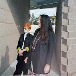 Loewy, Laurence (widow of Raymond Loewy) and Uta Brandes, Palm Springs (2002)