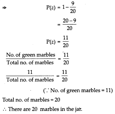 CBSE Previous Year Question Papers Class 10 Maths 2019 (Outside Delhi) Set I Q9.1