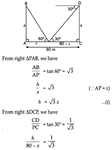 CBSE Previous Year Question Papers Class 10 Maths 2019 (Outside Delhi) Set II Q24
