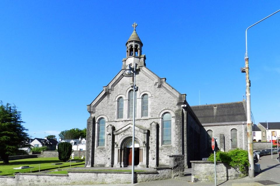 exterior Iglesia de San Munchin St. Munchin Church Limerick Republica de Irlanda 02